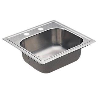 Moen Drop In Steel KG2045622 Stainless Kitchen Sink