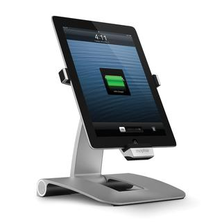 New Mophie 2425 Powerstand iPad 4th Gen - Silver