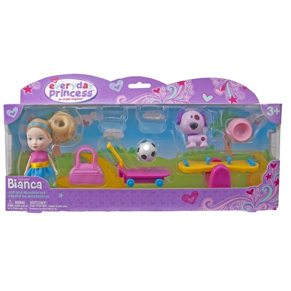 Neat-Oh Everyday Princess Bianca Doll Outdoor Activity Set 17844475