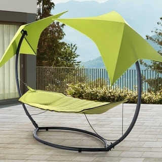 Sunjoy Skylight Hammock in Green