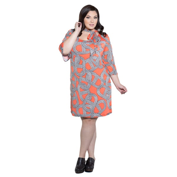 Sealed with a Kiss Women's Plus Size Jasmine Dress