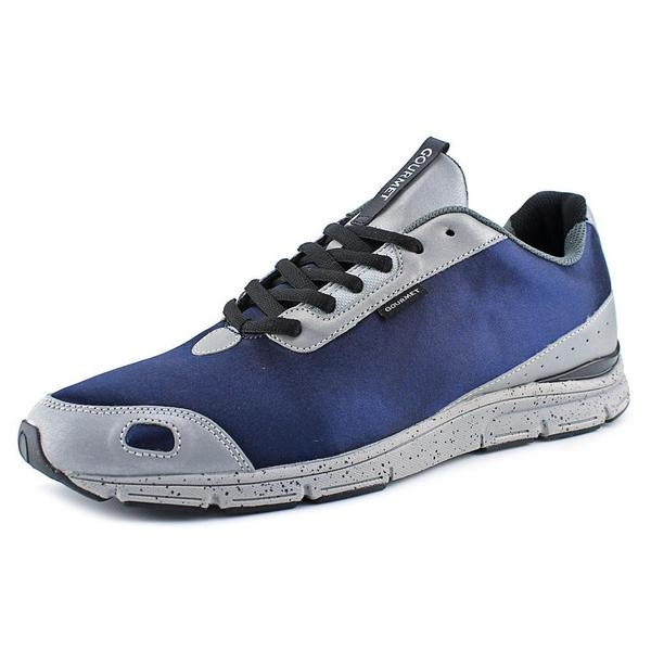 Gourmet Men's 'Libero BK' Blue Basic Textile Athletic Shoes