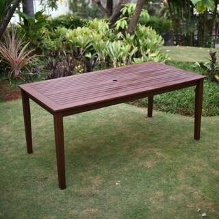 Como Rectangular Indoor/ Outdoor Dining Table