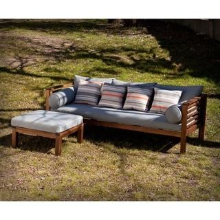 Upton Home Drewer Outdoor Sofa
