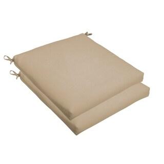 Adirondack Beige Outdoor Chair Cushion 12216325