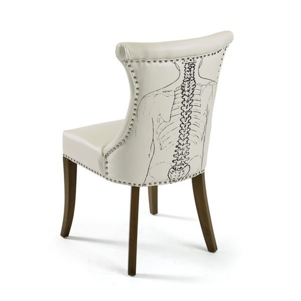 Hip Vintage Backbone Chair