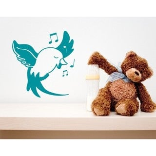 Little Bird Wall Decal