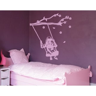 Kids Swing Wall Decal