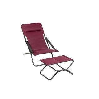 Lafuma transabed xl plus air comfort folding chair - Chaise camping lafuma ...