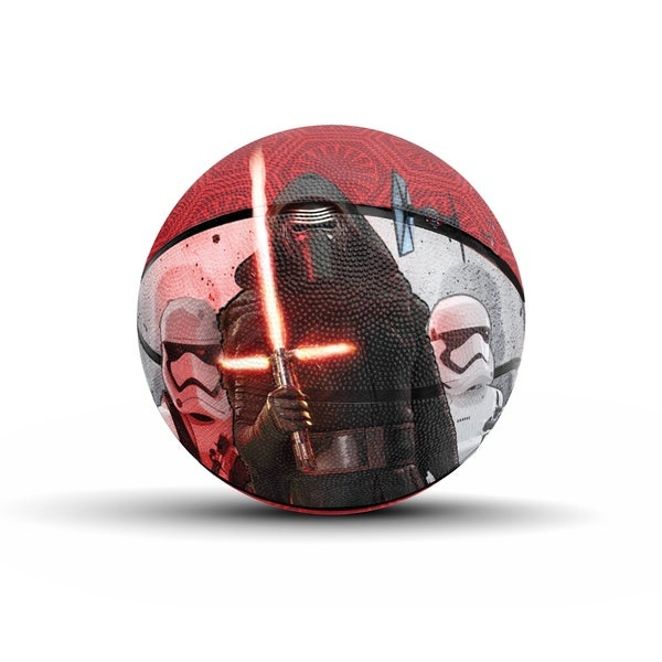 Hedstrom Jr Athletic Star Wars Episode VII Rubber Basketball