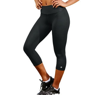 Champion Women's Absolute Capris With SmoothTec Band