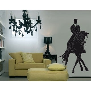 Horse Riding Discipline Wall Decal