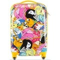 Adventure Time Crew 30-inch Expandable Hardside Spinner Upright Suitcase