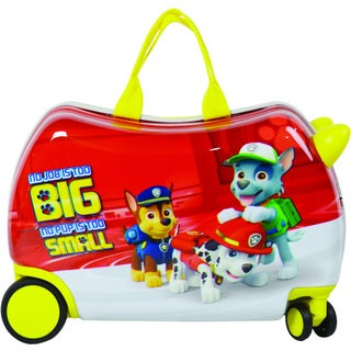 Paw Patrol Cruizer Big or Small Ride-On 16-inch Hardside Rolling Suitcase