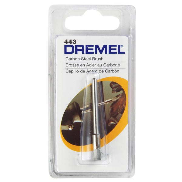 "Dremel 443 1/8"" Wire Brush"
