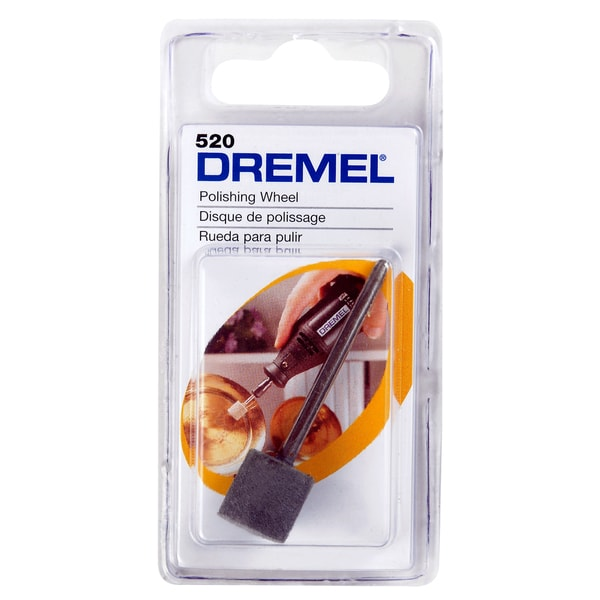 Dremel 520 Polishing Wheel Bit