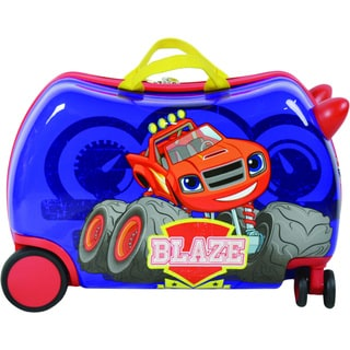 Blaze Cruizer Ride-On 16-inch Hardside Rolling Suitcase