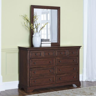 Lafayette Dresser and Optional Mirror