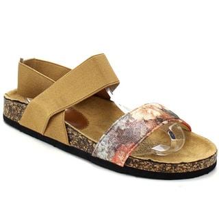 Beston FB00 Women's Comfort Footbed Sandals