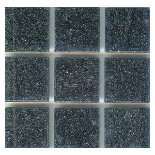 Ink Dark Blue 3/4 Inch Brio Mosaic Tiles