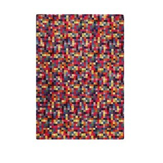 M.A.Trading Hand-Tufted Indo Optima Multi Rug (5'6 x 7'10)