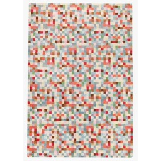 M.A.Trading Hand-Tufted Indo Optima Core Rug (5'6 x 7'10)