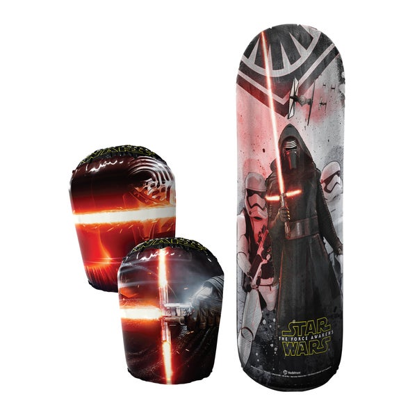 Hedstrom 36-inch Star Wars Episode VII Bop Combo Set