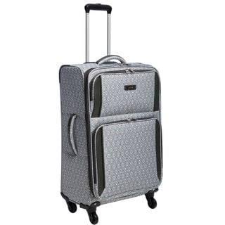 Nine West Aleigh 24-inch Expandable Spinner Upright Suitcase
