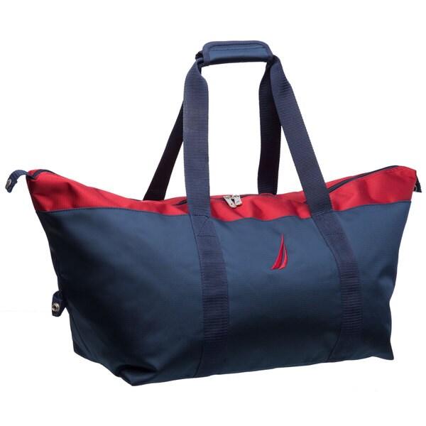 Nautica Timoneer 15-inch Carry On Duffel Bag