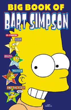 Big Book of Bart Simpson (Paperback)