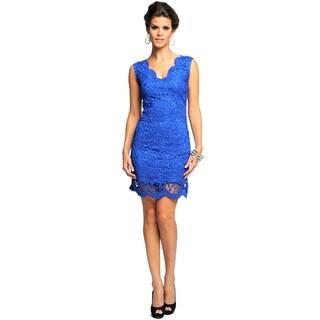 Sara Boo Lace Dress