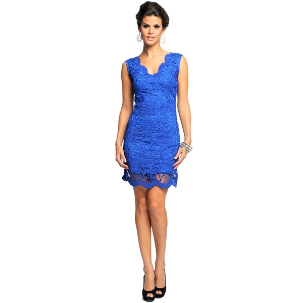 Sara Boo Lace Dress