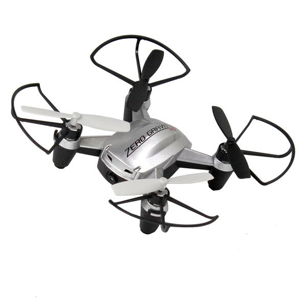 HD Quad Drone with 720p HD Camera, 360-degree Flip Function and LED Lighting