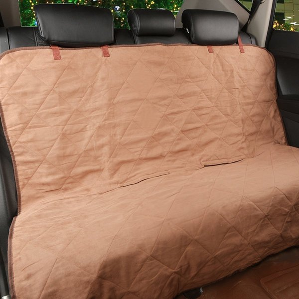 Favorite 54 x 36 Pet Micro Suede Back Seat Cover