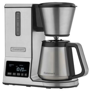 Cuisinart CPO-850 8-cup Pour Over Coffee Brewer Coffeemaker with Thermal Carafe