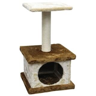 Homessity 22-inch Lightweight Economical Cat Tree Furniture