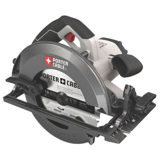 "Porter Cable PC15TCSM 7-1/4"" 15 Amp Heavy Duty Circular Saw"