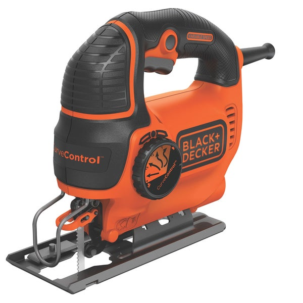 Black & Decker Power Tools BDEJS600C 5 Amp CurveControl Jigsaw