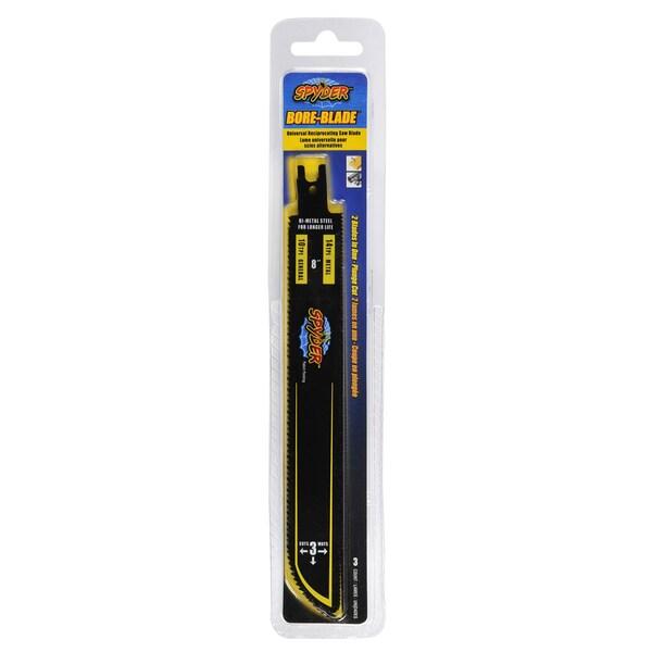 """Spyder 200012 8"""" 10 TPI X 14 TPI Bore Blades 3-count"""