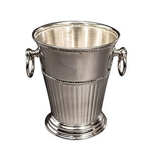 Euro-French Style Brass Champagne Bucket