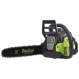 "Poulan 967146301 16"" 38cc 2 Cycle Chainsaw"