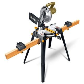 "Rockwell RK7136.1 10"" Miter Saw With Stand"