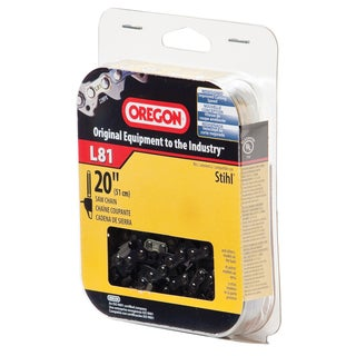 "Oregon L81 20"" Pro Guard Replacement Saw Chain"