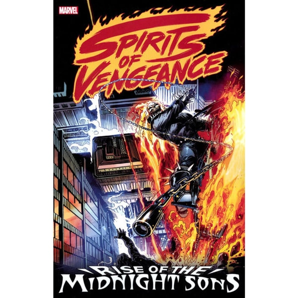 Spirits of Vengeance: Rise of the Midnight Sons (Paperback) 17890130