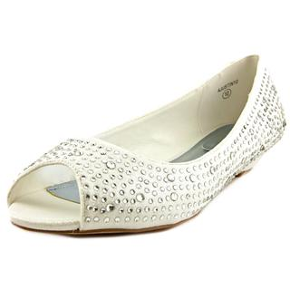 De Blossom Collection Women's 'Justin' Faux Leather Casual Shoes