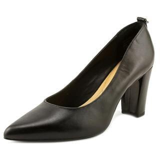 Ellen Tracy Women's 'Plush' Leather Dress Shoes