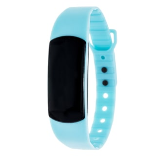 Zunammy Black Effortless Ultra Light, Waterproof, Fitness and Activity Tracker W/ 30 Day Standby Rechargeable Battery