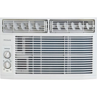 Frigidaire FFRA0811R1 8,000 BTU 115V Window-Mounted Mini-Compact Air Conditioner with Mechanical Controls