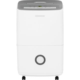 Frigidaire White FFAD7033R1 Energy Star 70-Pint Dehumidifier with Effortless Humidity Control