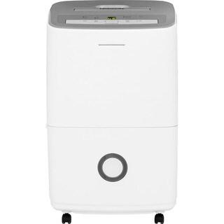 Frigidaire White FFAD5033R1 Energy Star 50-Pint Dehumidifier with Effortless Humidity Control